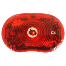 Thule Yepp Delight No2 - Luces para bicicleta - rojo
